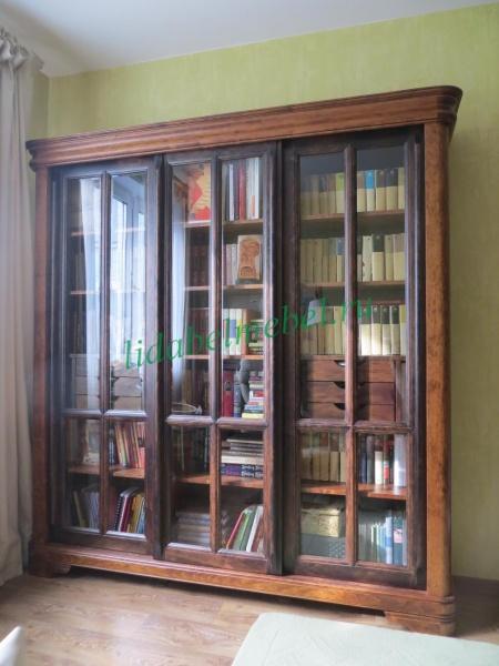 шкаф купе для книг луи филипп ов 2601 купить в интернет