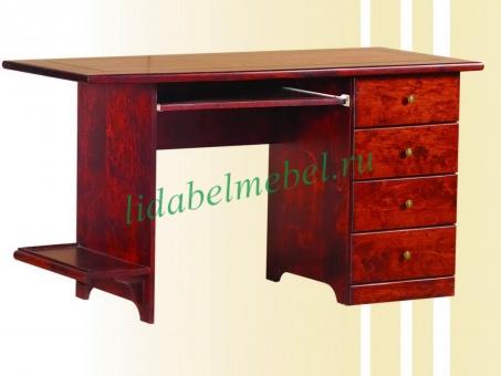 """Стол для компьютера """"Луи Филипп"""" 14.01 - купить в интернет-магазине белорусской мебели"""