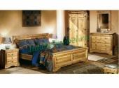 Спальня из сосны